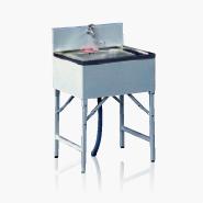 ⼿洗⽤シンク/フットポンプ式シンク/ユニット型⼿洗い
