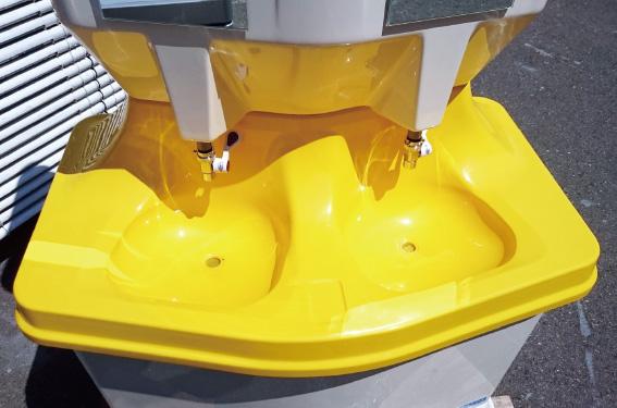 ユニット型手洗い