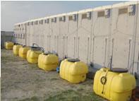 300リットル給水タンク