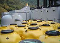 500リットル汚水タンク